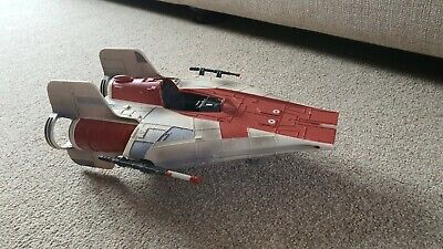 STAR WARS A WING A-WING VEHICLE LEGACY SHIP
