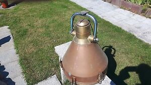 Lampe Antik Bootslampe Billardlampe Kellerbar Außenbeleuchtung Boot