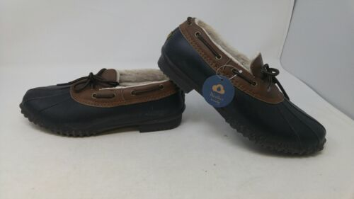 JBU By Jambu Women's Gwen Rain Shoe Black Earth Size 10