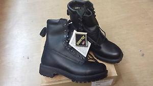 Original British Army Issue Goretex Waterproof Leather Pro Boots 8M