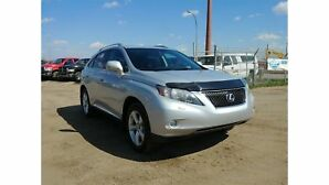 2011 Lexus RX 350 3.5L V6 AWD! Cooled & Heated Seats! B-Camera!
