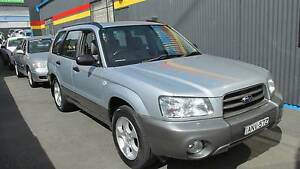 2003 Subaru Forester 2.5 XS AWD Wagon Youngtown Launceston Area Preview