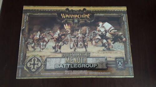 Warmachine Menoth Battlegroup Box