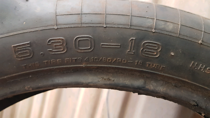 18 inch paddle tire  Parkerville Mundaring Area Preview