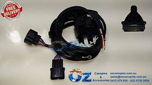 Holden Rodeo RC 03/2008 - 05/2012 Tow wiring plug and play Smithfield Parramatta Area Preview
