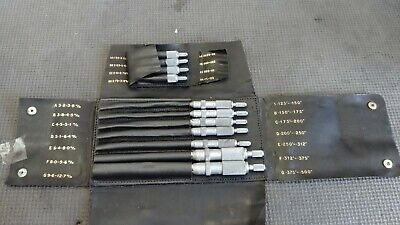 Moore & Wright Small Hole Gauge Set (Lot.821)