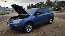 NEAR NEW 2014 Subaru Forester Wagon: with DARKEST LEGAL TINT Vasse Busselton Area Preview