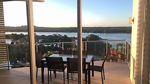 Bedroom in beautiful riverside apartment, fully furnished Mount Pleasant Mackay City Preview