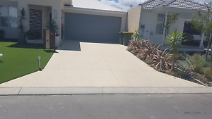 Creative Concreting Solutions!!! Perth Perth City Area Preview
