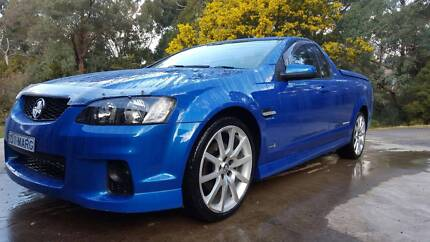 2011 Holden Commodore Ute Batlow Tumut Area Preview