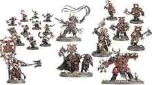 Warhammer Chaos army Belmore Canterbury Area Preview