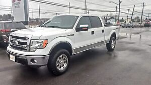 2013 Ford F-150 Supercrew - only $225 taxes in over 60 months!