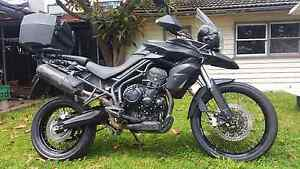 2013 Triumph Tiger 800 XC ABS Spotswood Hobsons Bay Area Preview