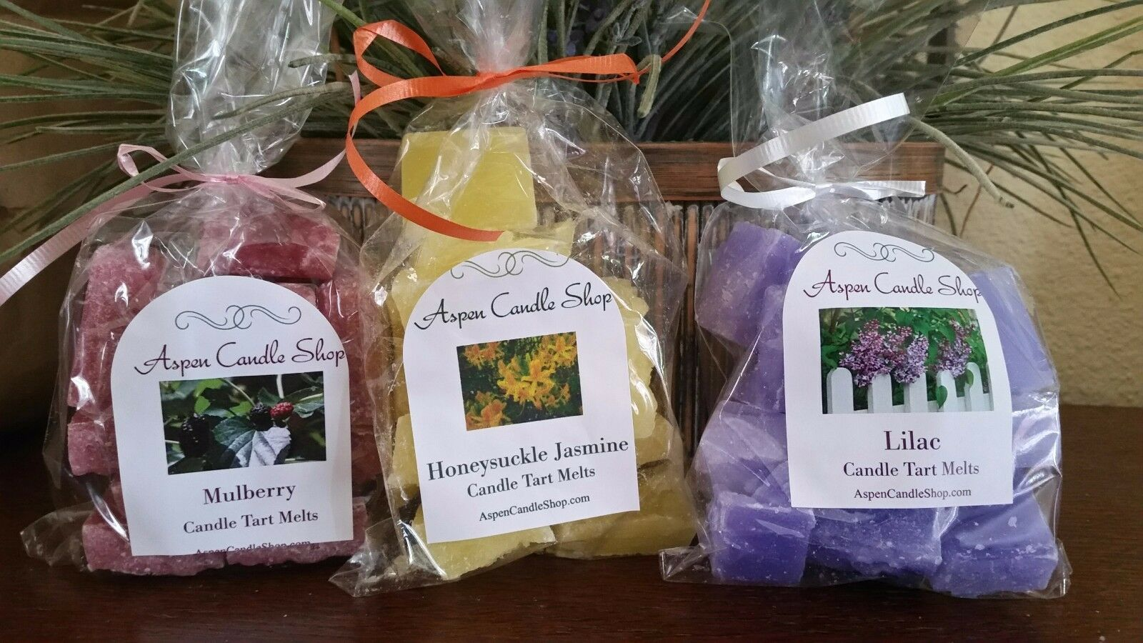 Candle Wax Tart Melts - 6 oz - 24 Scents -  MORE Scents see