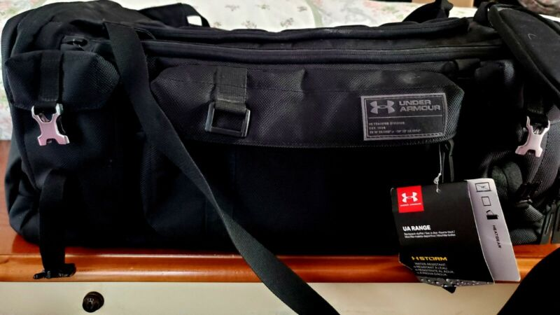 Cordora Large Under Armour Travel Bag NWT No Offers, Usa Only