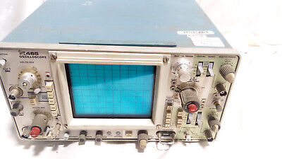 Tektronixs 465 Oscilloscope Dual Time Complete Assy Takened