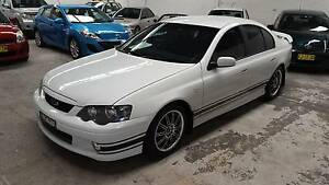 2004 Ford Falcon XR6 BA MkII 4.0L 6 Cylinder  Sedan - 4SP Auto Waratah Newcastle Area Preview
