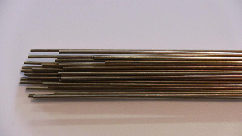 "1/16"" A2 Aluminum Bronze Tig 36"" Rod - 1 Lb - AWS A5.7 ERCuAl-A2"