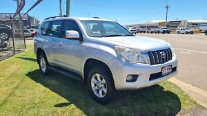 2010 Toyota Prado 150 series GXL Turbo Diesel 7 Seater Auto - WOW!  Garbutt Townsville City Preview