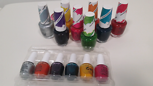 Nail technician products available McLaren Flat Morphett Vale Area Preview