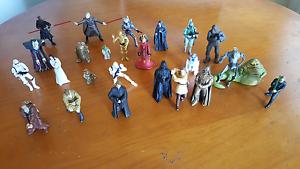 Star Wars figurines Burnie Burnie Area Preview