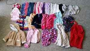 Size 1 girls winter bundle Greenfields Mandurah Area Preview