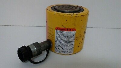 Guaranteed Enerpac 10000psi 700bar 50 Ton Hydraulic Cylinder Rcs502