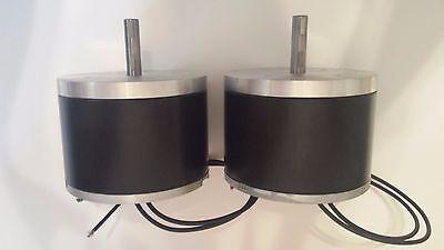 2 OEM Hose Reel Motor replacement 12 VDC 1/3HP Electric Motor 12V DC
