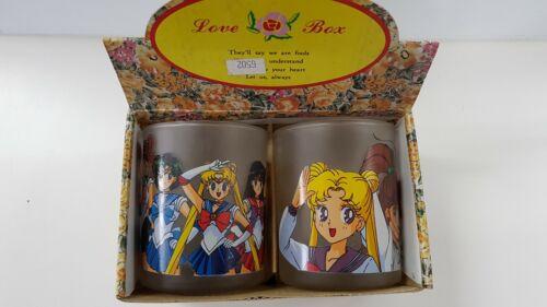 Sailor Moon 2 Glass Set A