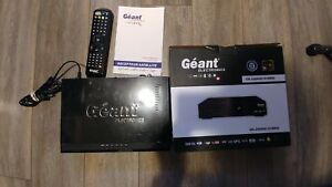 Geant 2000 HD Hybrid satellite receiver