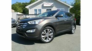 2013 Hyundai Santa Fe Luxury | 2.0T | Leather | PANO | AWD |