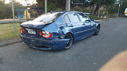 Wrecking BMW 325i e46 Winmalee Blue Mountains Preview
