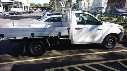 2017 Toyota Hilux Ute Greenacre Bankstown Area Preview
