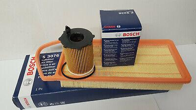 C3.1 Air (Citroen C3 1.4 HDi Diesel Bosch Oil Air Filter 2002-2010 Service Kit)