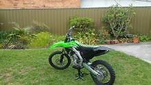 SWAP 2013 KXF250 FOR SKI OR BOAT CAN ADD HUSKY 250 ALSO Wodonga Wodonga Area Preview