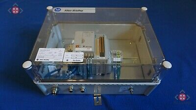 Allen-bradley 1000-fl24er-qb1b Plc Trainerdemo Kit New Original