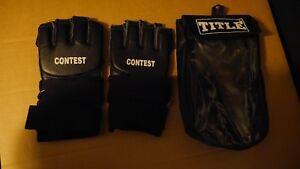 Title Contest MMA Training gloves UFC, Pride