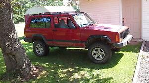 1997 Jeep Cherokee Coupe (2 door)