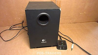 Logitech LS21 Multimedia Subwoofer for Stereo Speaker System - SUBWOOFER ONLY