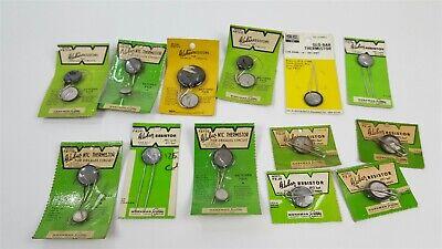 Mixed Lot Of 12 Vintage Workman Globar Resistors - 1