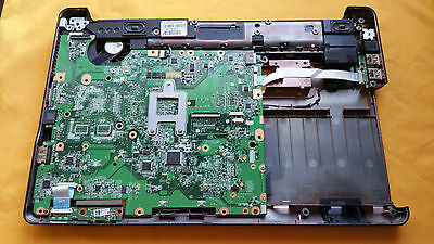 Compaq CQ61 HP G61  Genuine 2.1GHz AMD Motherboard 585923-001 Base Assembly  Amd Based Motherboards