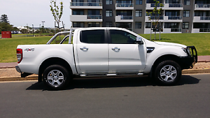 2013 FORD RANGER XLT 4X4 97100km ($34500 Roxby Downs Far North Preview