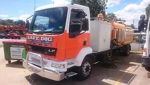 2004 model FA55 DAF Vac/Jetter truck Sumner Brisbane South West Preview