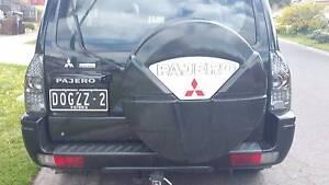 2004 Mitsubishi Pajero Wagon Sunbury Hume Area Preview