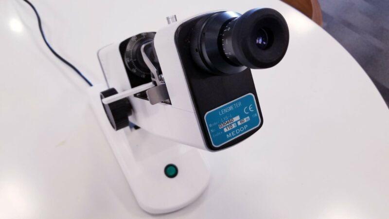 MEDOP Manual Lensmeter / FocimeterLYS-1