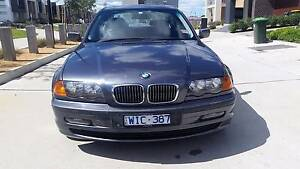 HURRY! BMW 323i - Auto - Sunroof - Leather - Long Rego - CLASSY! Coburg North Moreland Area Preview