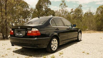 BMW e46 sedan Canberra City North Canberra Preview