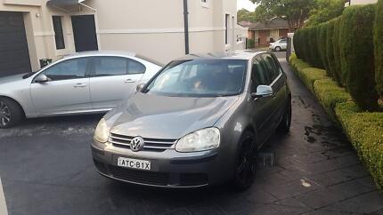 VW golf 1.6 2005 (Low Kms)