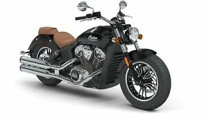 2018 Indian Motorcycles Scout THUNDER BLACK