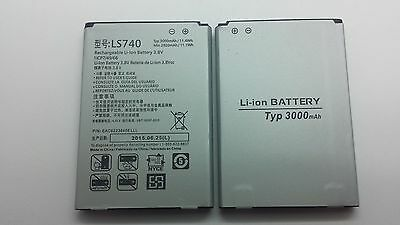 Lot Of 25 Battery For Lg Ls740 Volt Boost Virgin Bl-64sh